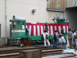 阪堺電鉄デト11 ステージとなる