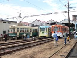 阪堺電鉄 路面電車まつり