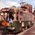 広島電鉄_市内線 1100形 1101
