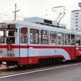 広島電鉄_市内線 1150形 1153改(広告塗装)