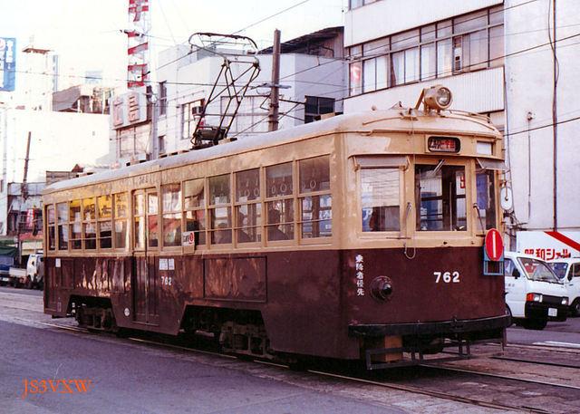 広島電鉄_市内線_750形 762