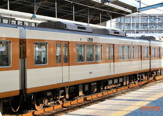 js3vxw.cocolog-nifty.com > s3 北神急行電鉄 7000系