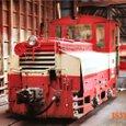 大井川鉄道_DB1形 DB8 加藤製作所製 L形 8tディーゼル機関車