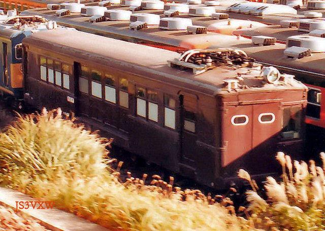 K 国鉄 事業用電車-1(旧性能車)...