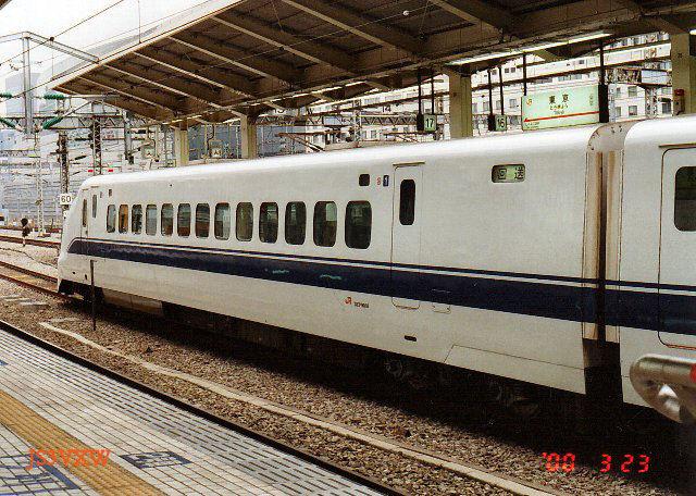 JR東海 新幹線 300系9000番台 J1編成① 323-9001
