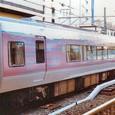 JR東日本 1991 リゾートエクスプレスゆう③ モロ485_1