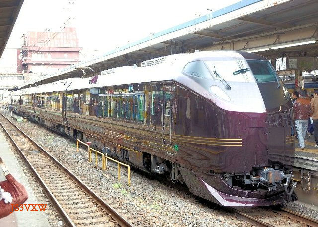 JR東日本 2007 E655系「なごみ(和)」_