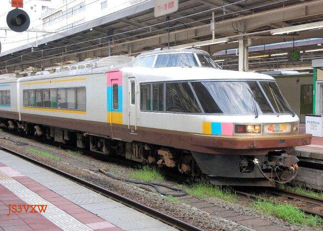 JR東日本 2001 NO.DO.KA① クハ484 701