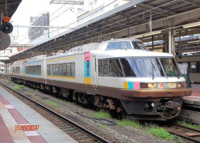 JR東日本 2001 NO.DO.KA