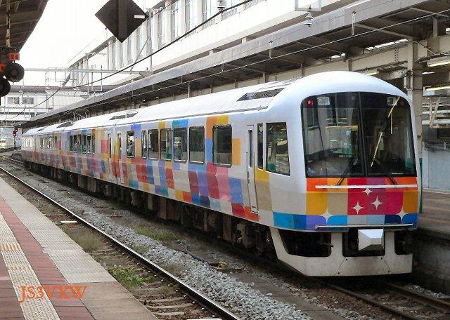 JR東日本 2001 きらきらうえつ 新潟車両センター 新ニイ 4両編成