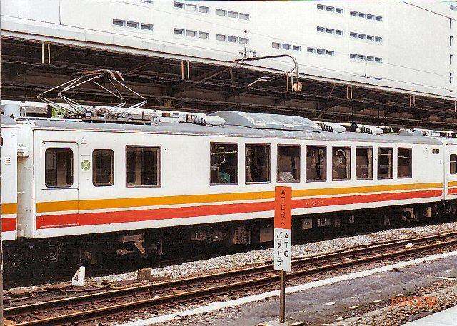JR東日本 1987 パノラマエクスプレス アルプス⑤ モロ164_803