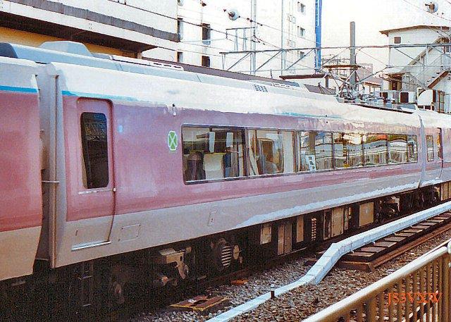 JR東日本 1991 リゾートエクスプレスゆう② モロ484_3