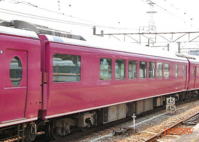 JR東日本 2001 せせらぎ③ モロ485 9