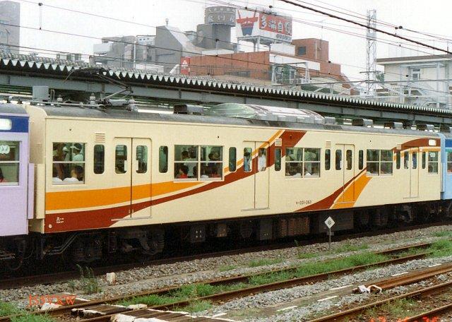 JR東日本 2001 四季彩② モハ201 263