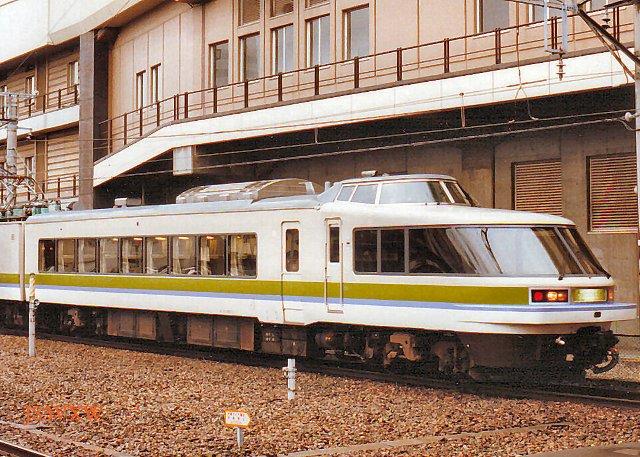 JR東日本 1990 シルフィード① クモロ485 1