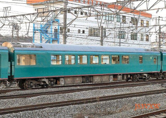 JR東日本 1998 やまなみ③ モロ485 8