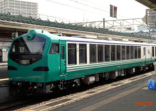 JR東日本 2003 リゾートしらかみ「橅(ブナ)編成」③ キハ48-702