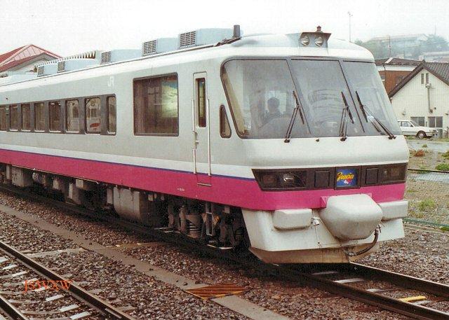 JR東日本 1983 グラシア③ キロ59_511