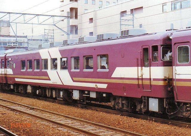 JR東日本 1984 こまち②「かまくら」 キロ29_501
