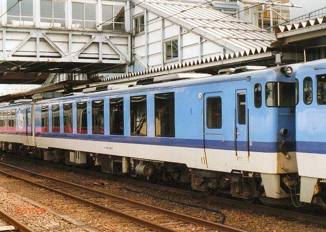 JR東日本 1997 リゾートしらかみ「青池編成」③ キハ48_1543