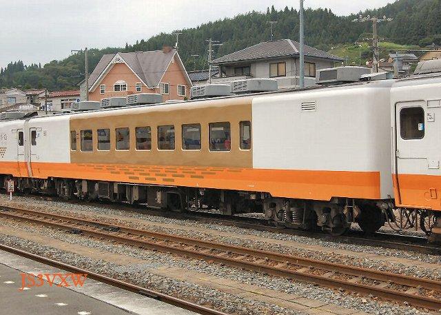 JR東日本 2003 こがね② キハ29_506