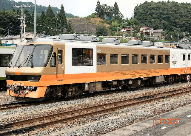 JR東日本 2003 こがね① キハ59_510