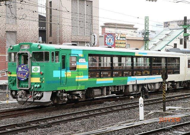 JR東日本 2000 ビューコースター風っ子 キハ48_1541