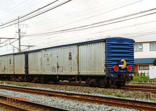 JR東日本 カートレイン ワキ10108