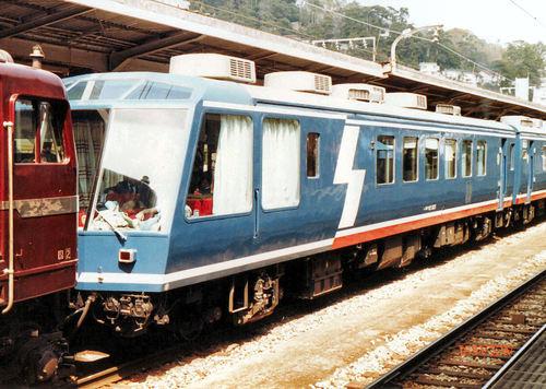 JR東日本 1986 江戸① 鳥越 スロフ12_825
