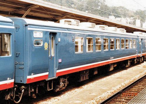 JR東日本 1986 江戸② 湯島 オロ12_849