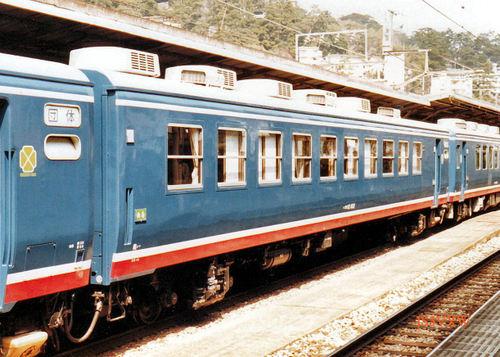 JR東日本 1986 江戸⑤ 向島 オロ12_852