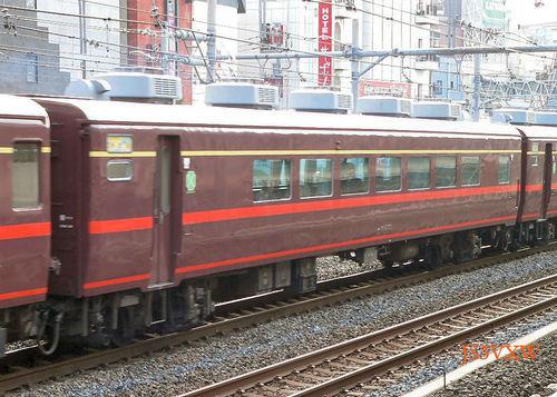 JR東日本 1997 「ゆとり」② オロ14_701