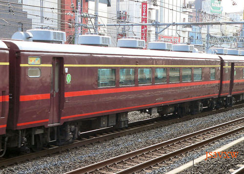 JR東日本 1997 「ゆとり」③ オロ14_703