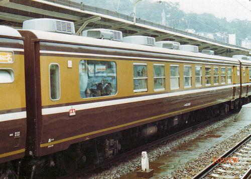 JR東日本 1983 くつろぎ(新塗装)③ 妙義 オロ12_842