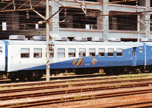JR東日本 1981 なごやか(新塗装)③ 安房 オロ12_806