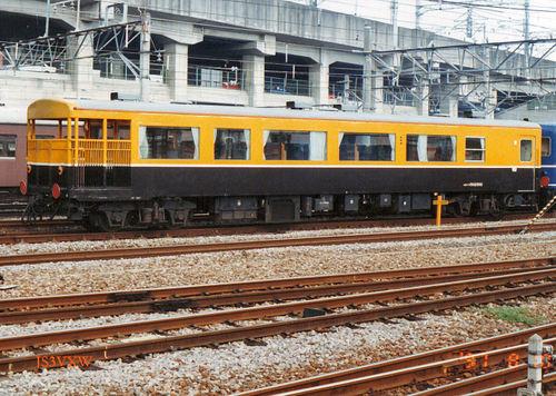 JR東日本 1990 ノスタルジックビュートレイン オハフ50_2502