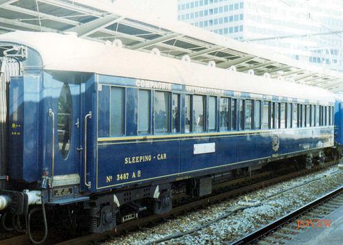 JR東日本 オリエントエクスプレス 3487