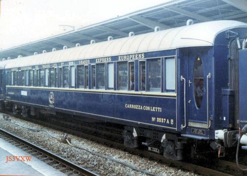 JR東日本 オリエントエクスプレス 3537