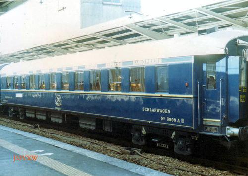 JR東日本 オリエントエクスプレス 3909