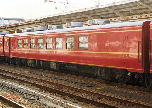 JR東日本 1987 オリエントサルーン④ オロ12_859