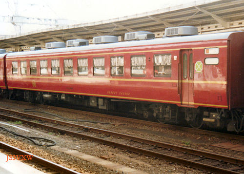 JR東日本 1987 オリエントサルーン⑤ オロ12_860
