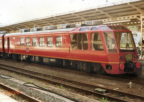 JR東日本 1987 オリエントサルーン⑥ スロフ12_830