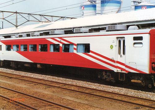 JR東日本 1987 スーパーエクスプレスレインボー⑥ オロ14_711