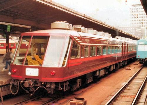 JR東日本 1983 サロンエクスプレス東京① スロフ14_701