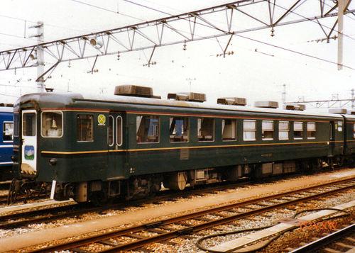 JR東日本 1983 白樺(新塗装)⑥ スロフ12_820