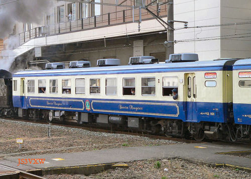 JR東日本 2007 SLばんえつ物語(新塗装)① スハフ12_101