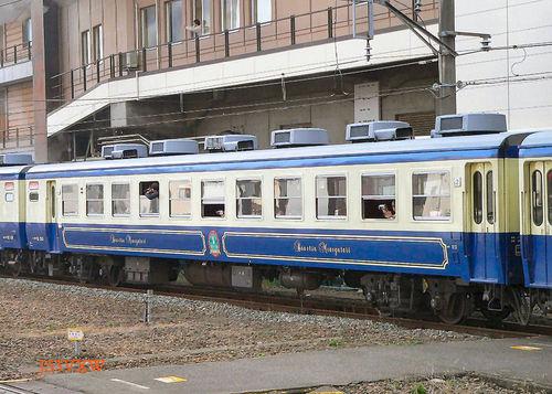 JR東日本 2007 SLばんえつ物語(新塗装)② オハ12_313