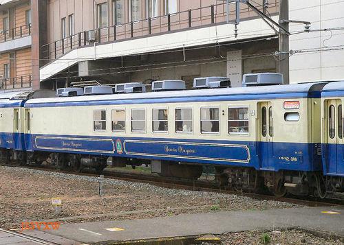 JR東日本 2007 SLばんえつ物語(新塗装)⑤ オハ12_316