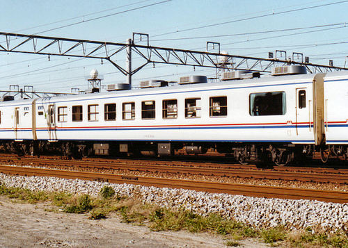 JR東日本 1986 やすらぎ④ 吾妻 オロ12_854