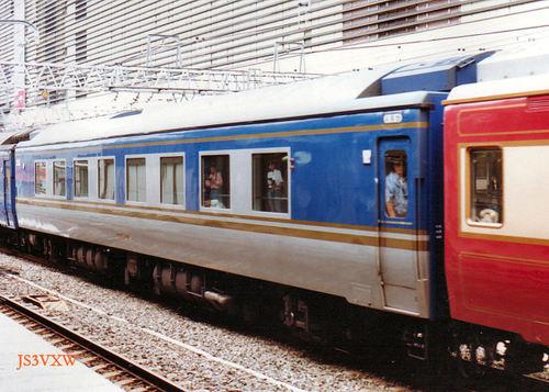 JR東日本 夢空間② オロネ25_901